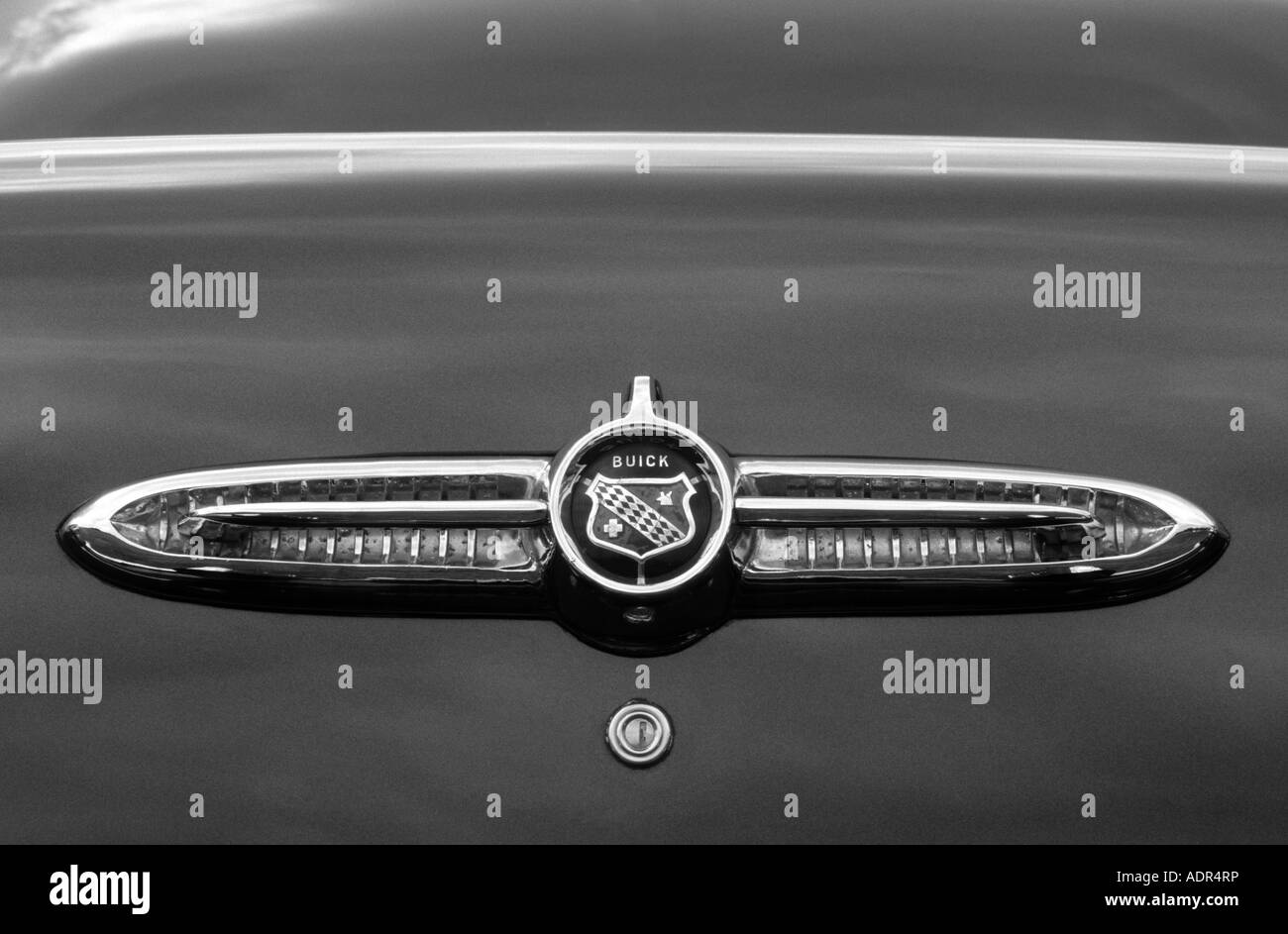 Buick Series 40 Special of 1955 - Stock Image