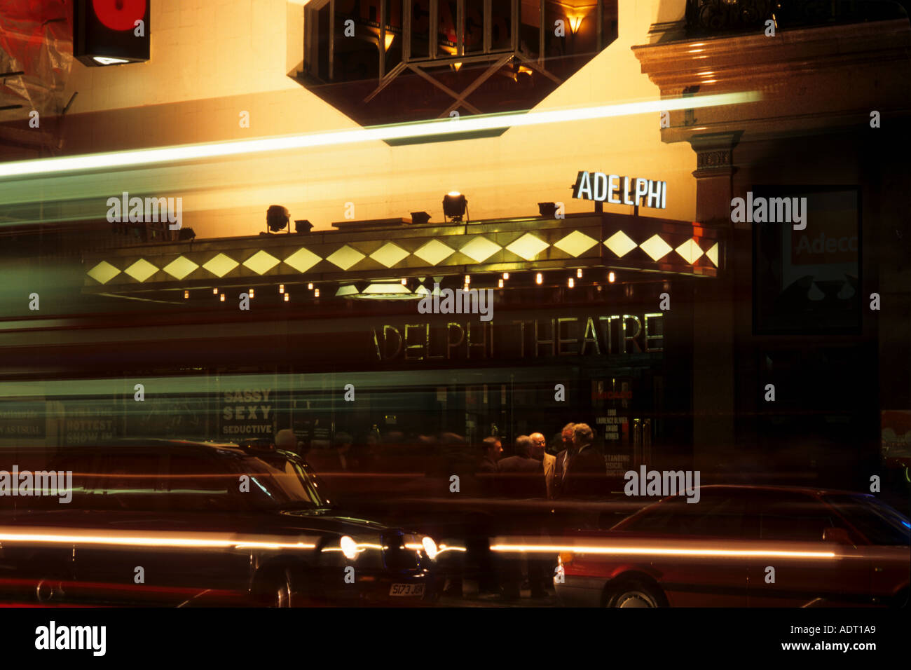 Chicago at the Adelphi Theatre London UK - Stock Image