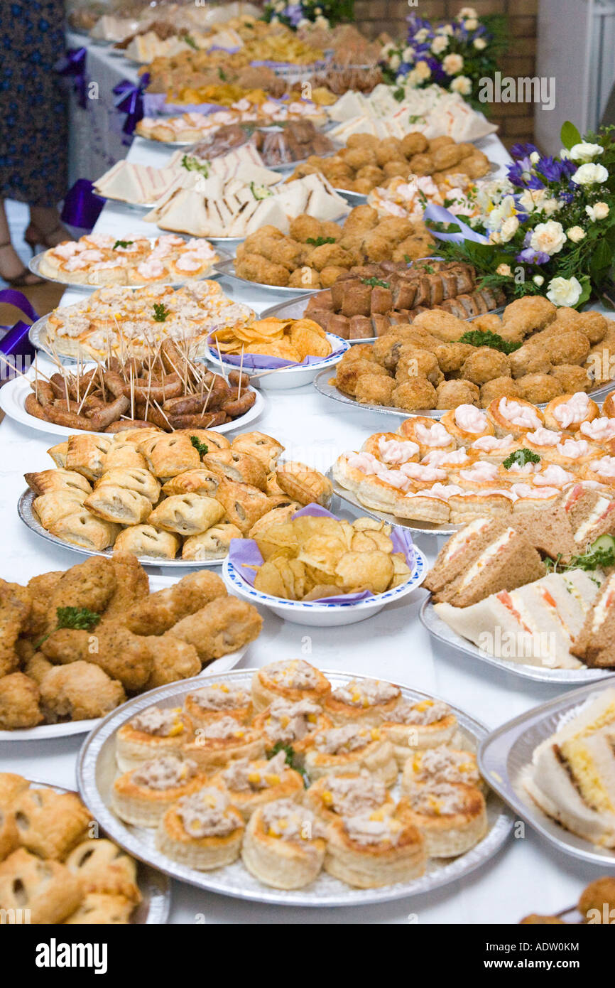 Unique Wedding Reception Food Ideas