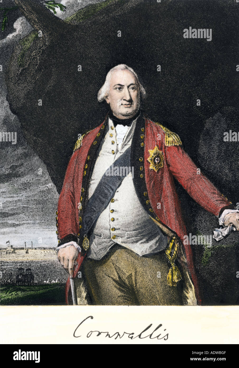 lord cornwallis stock photos lord cornwallis stock images alamy