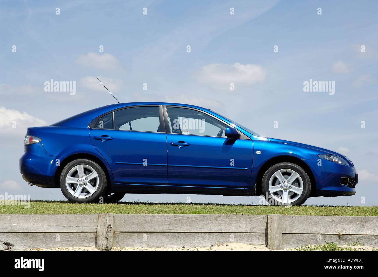 2005 mazda 6 2 0 ts stock photo 7714030 alamy rh alamy com 2005 Mazda 6 Hatchback 2005 Mazda Protege