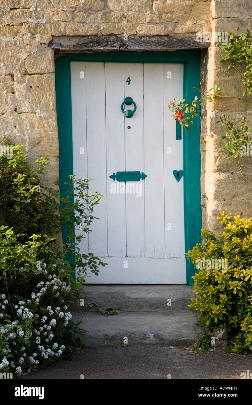 Exceptionnel Traditional Cottage Front Door And Doorway Stanton Village The Cotswolds  Gloucestershire United Kingdom