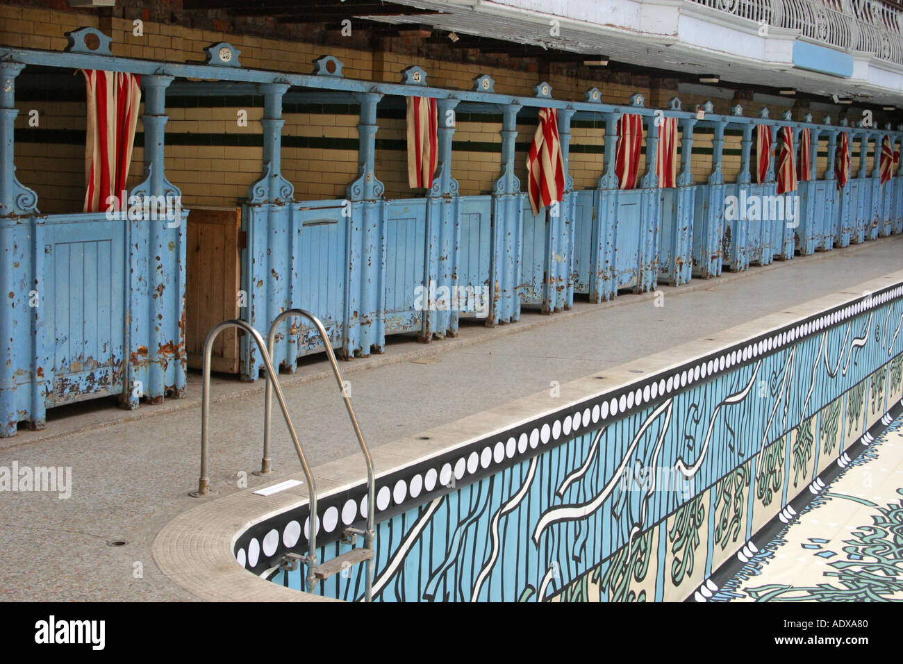 Victoria Baths Hathersage Road Longsight Manchester UK - Stock Image