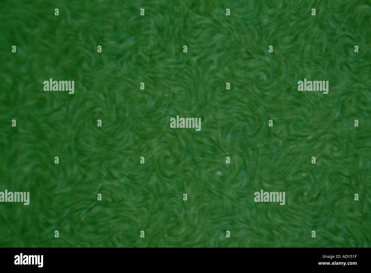 Backgrounds II green greenish smear smudge pattern repetition abstract miscellaneous background texture - Stock Image