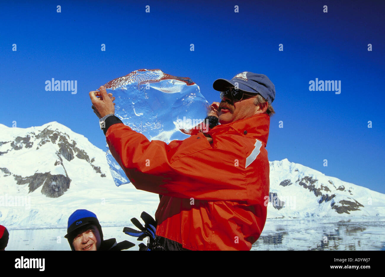 Antarktis, Antartica Holidays - Stock Image