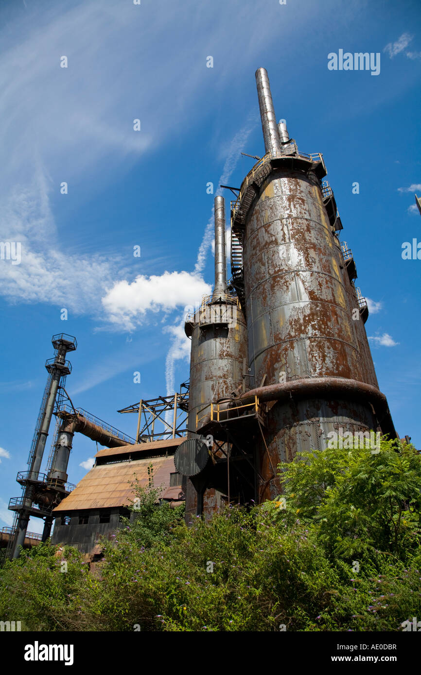 Closed Steel Mill Stock Photos & Closed Steel Mill Stock Images - Alamy