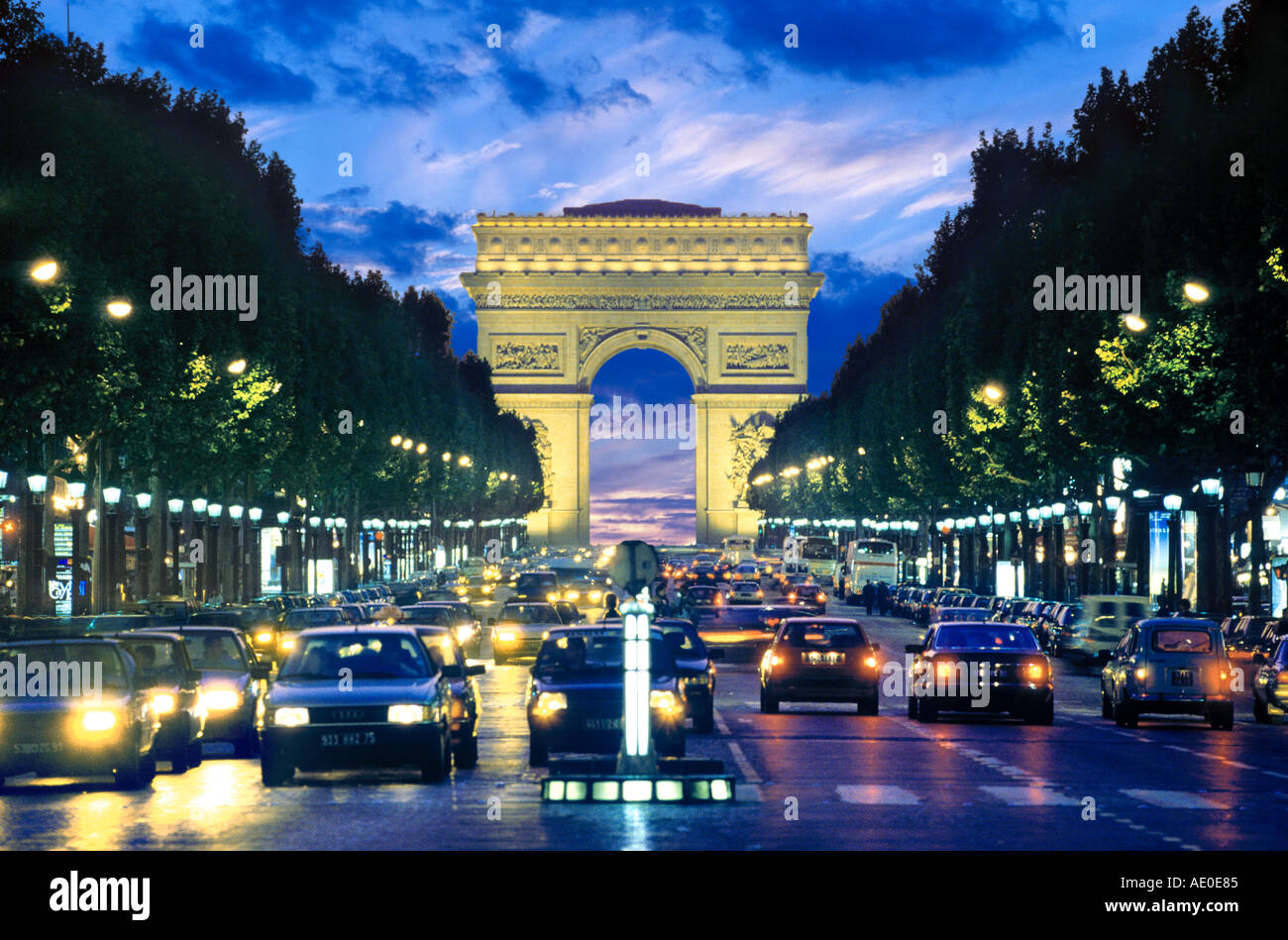 Avenue De Paris Stock Photos  U0026 Avenue De Paris Stock