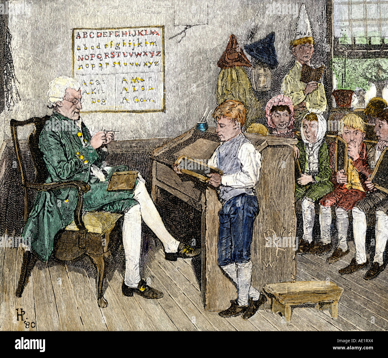 one-room-school-in-colonial-pennsylvania