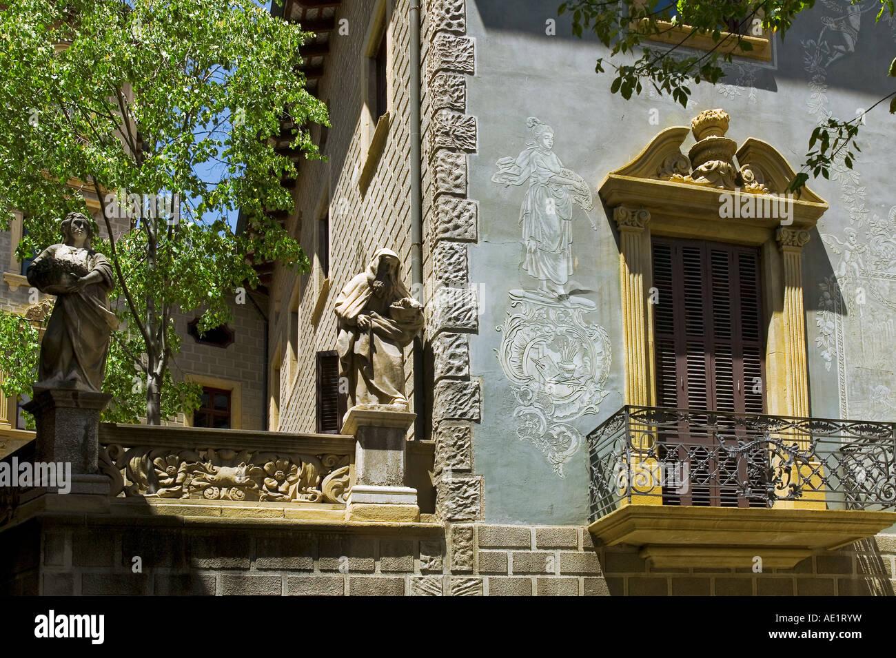 VIC - CATALONIA - SPAIN - Stock Image