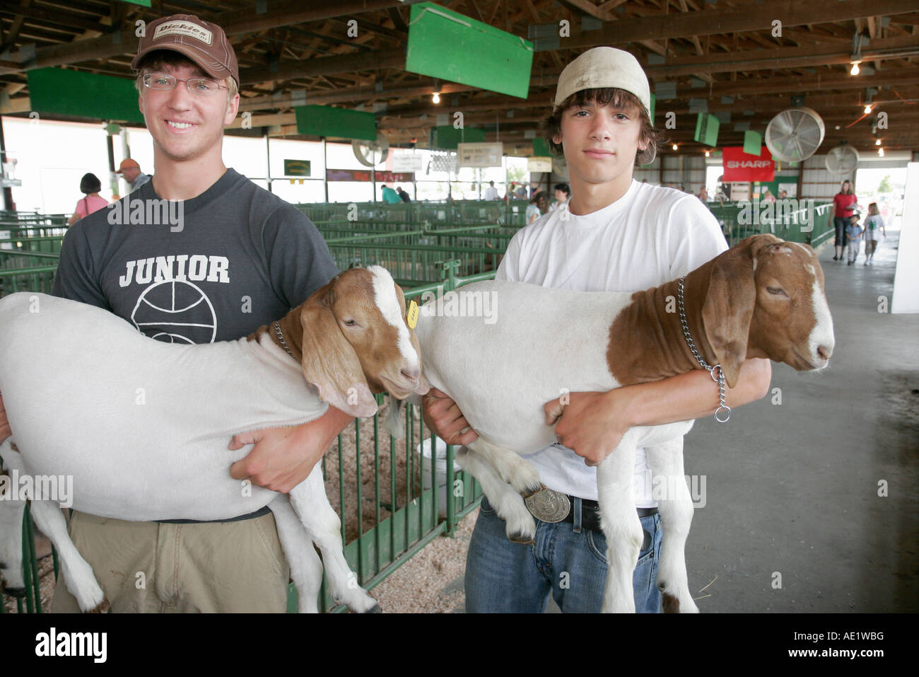 4 h agriculture club