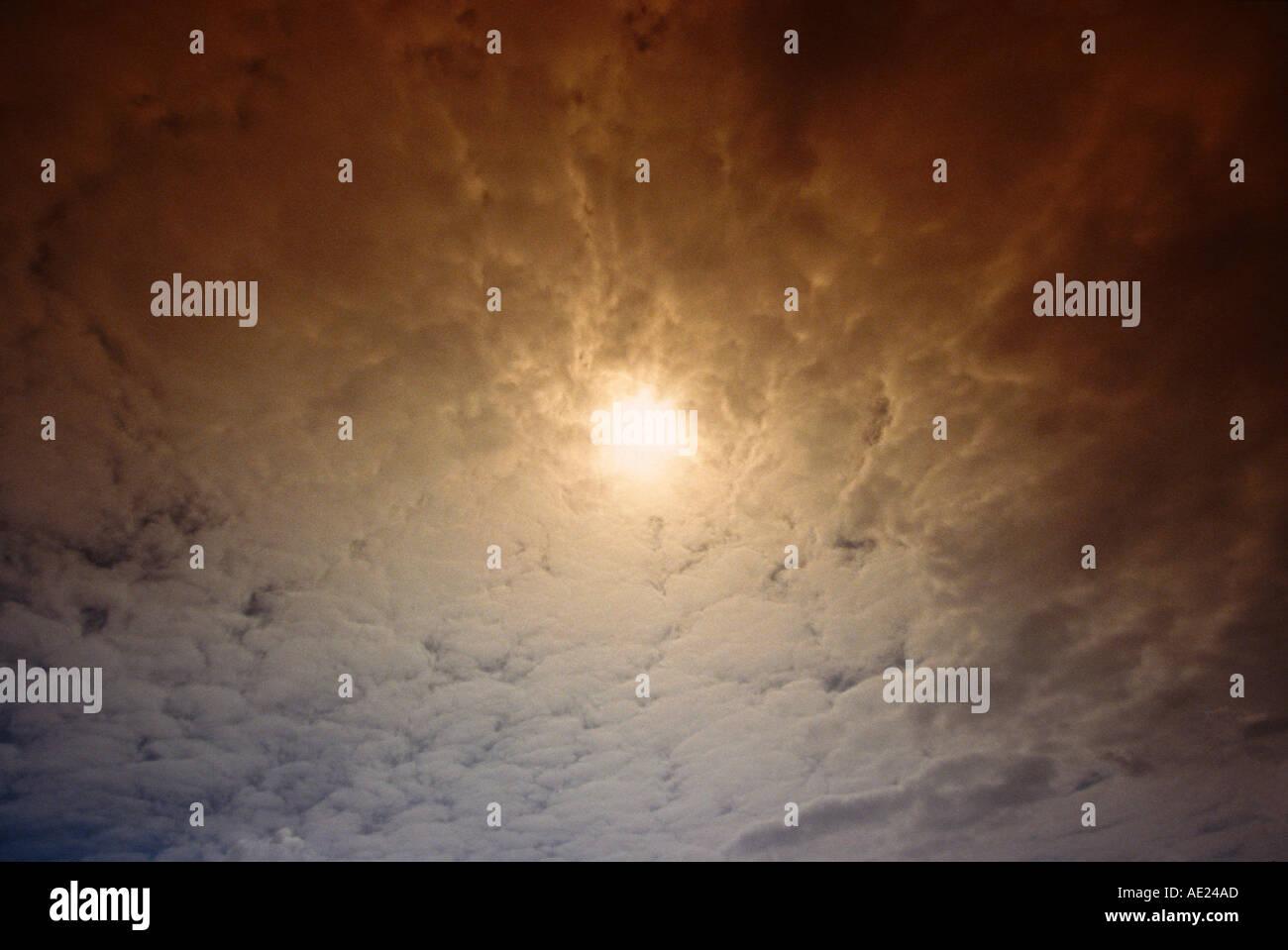 Eclipse 2 - Stock Image