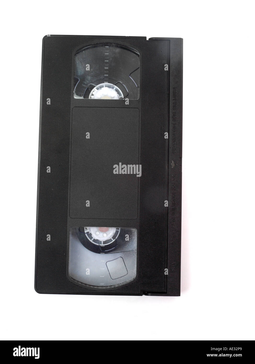 Video Cassette - Stock Image
