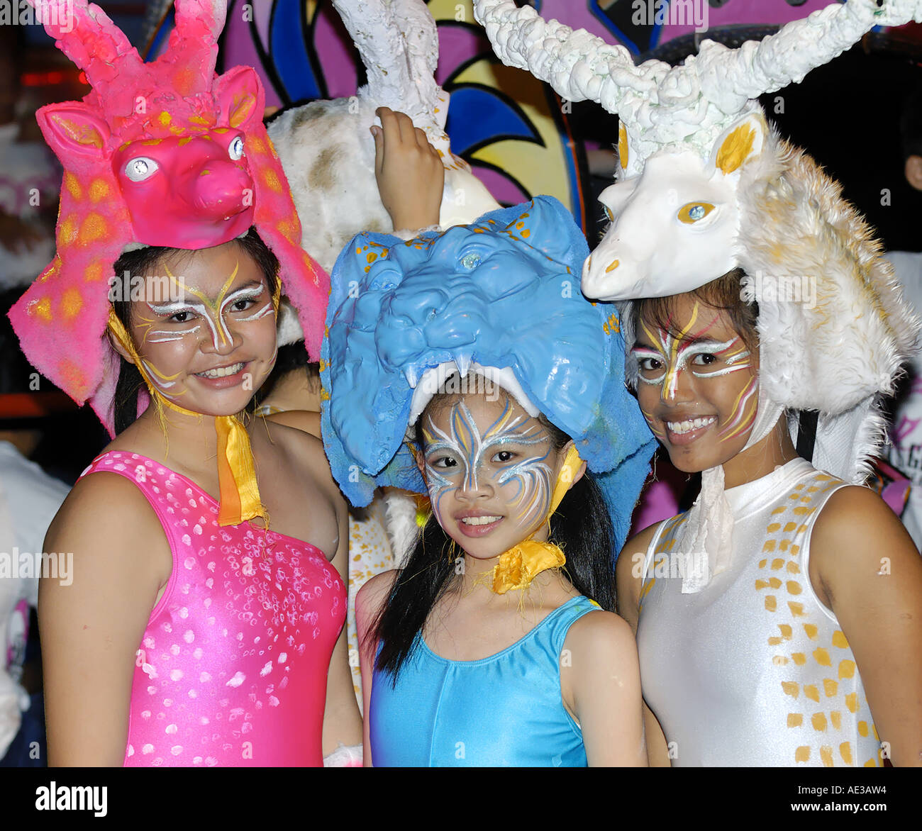 Fancy Dress Party In Theme Stock Photos & Fancy Dress Party In Theme ...
