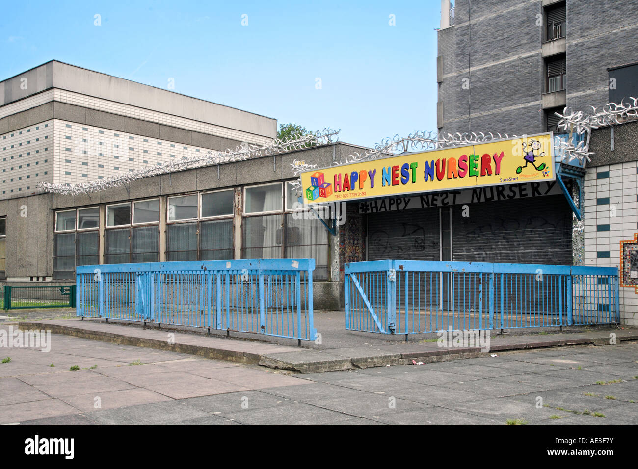 The Happy Nest Nursery School In East London
