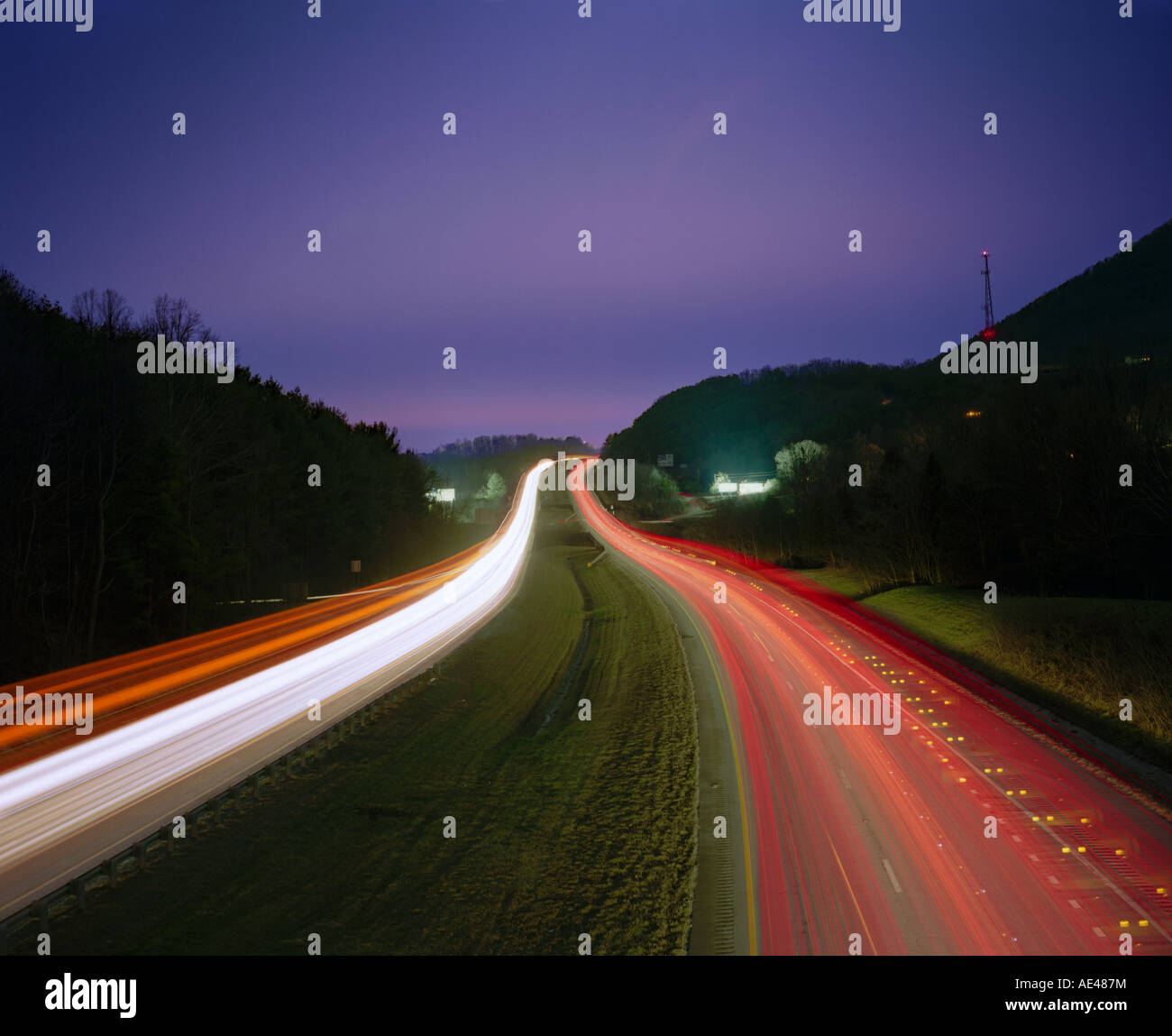I 40 Interstate Stock Photos & I 40 Interstate Stock
