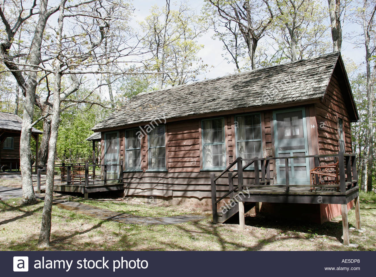 Shenandoah National Park Virginialewis Mountain Cabins
