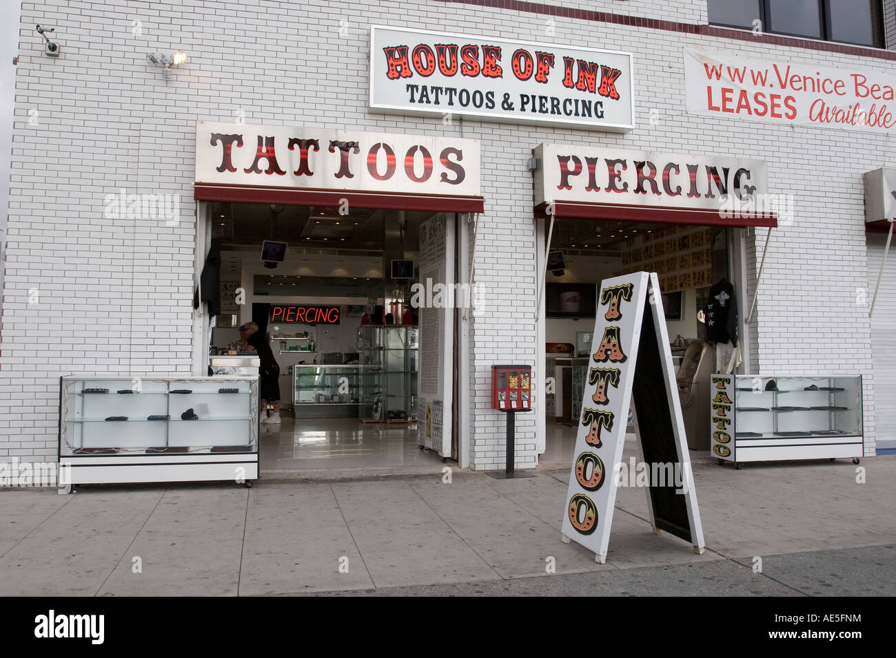 605d98815 House of Ink tattoo and piercing shop in Venice Beach California ...