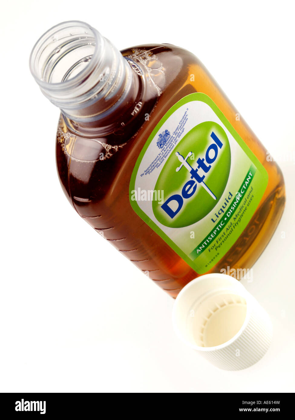 Dettol Disinfectant - Stock Image