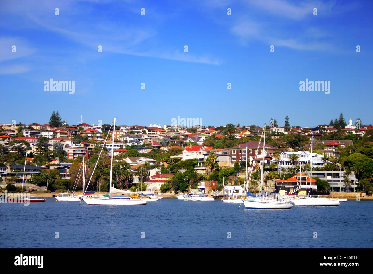 Watsons Bay, NSW, Australia - Stock Image