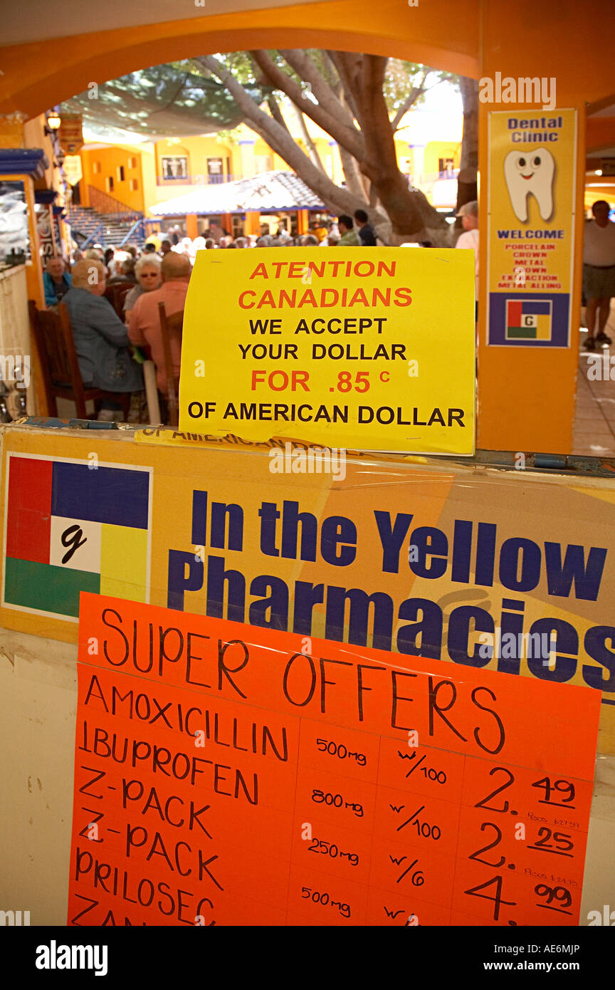 price lists for prescription medications. los algodones bc mexico