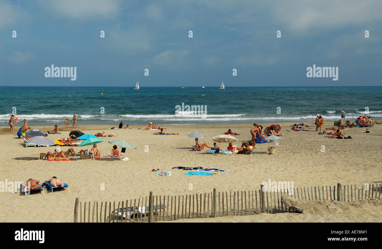 Cap D Agde Strand