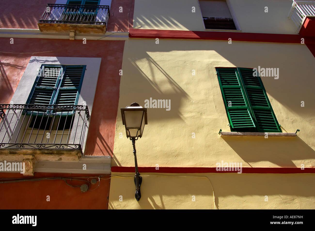 Citta St Angelo near Pescara in the Abruzzo region of Italy. - Stock Image