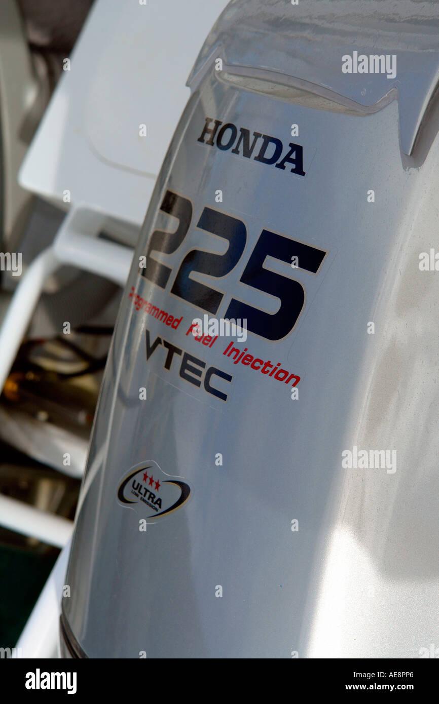 Honda Outboard Motor Stock Photos & Honda Outboard Motor Stock