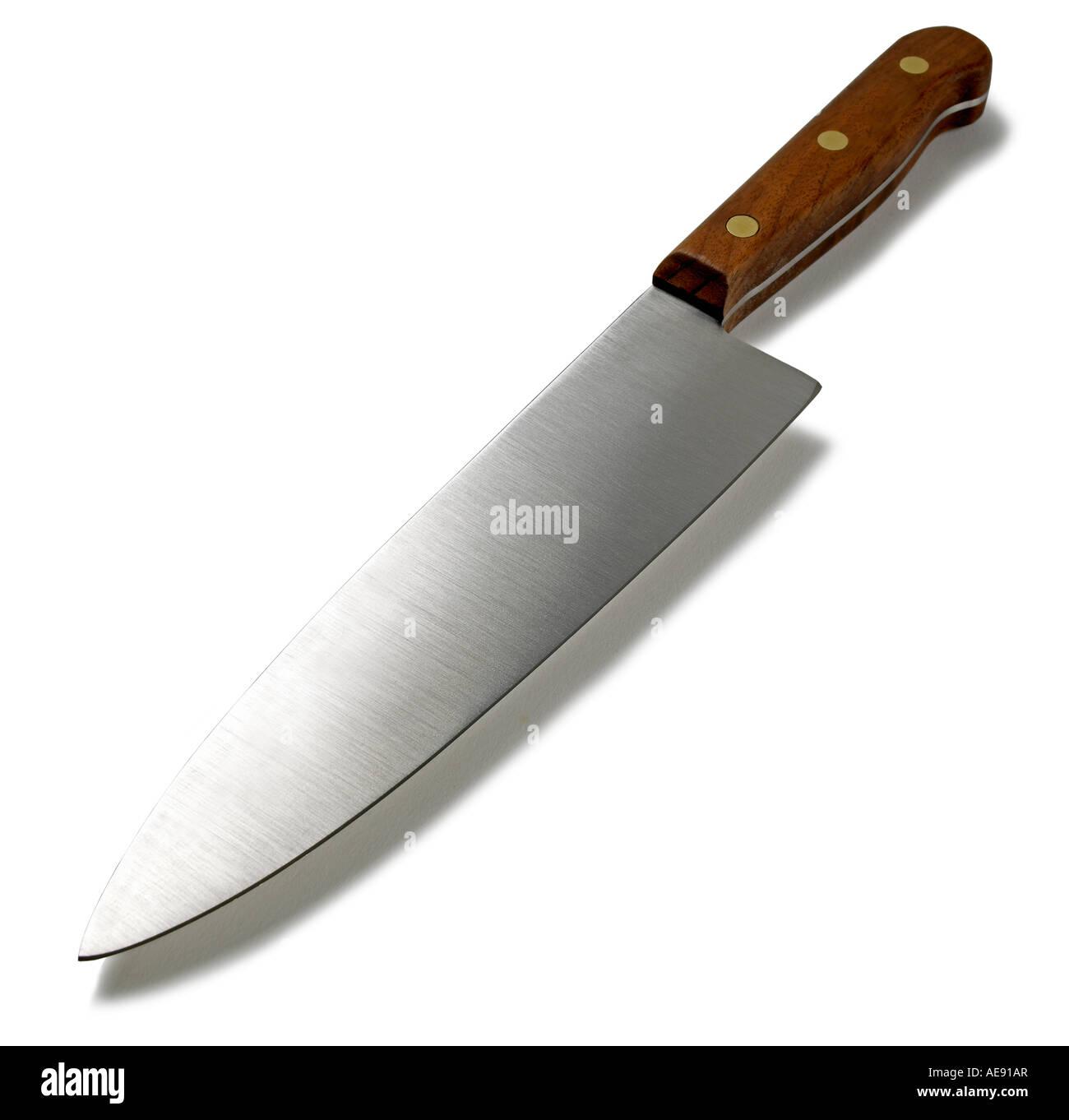Kitchen knife - Stock Image