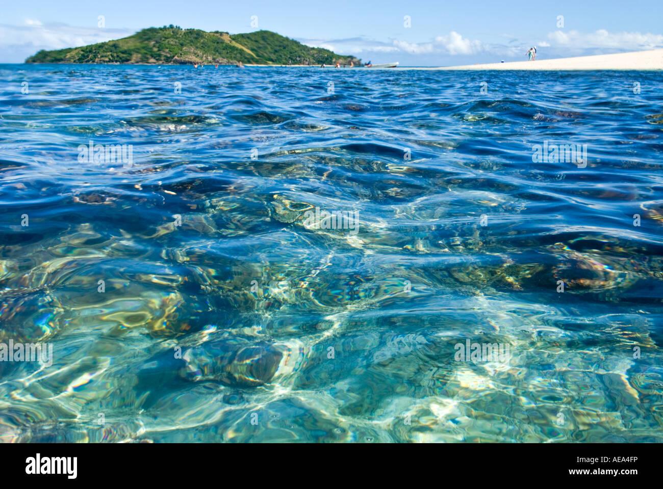 the sea FIJI ISLANDS South southsea sea Pacific ocean ... Pacific Ocean Water