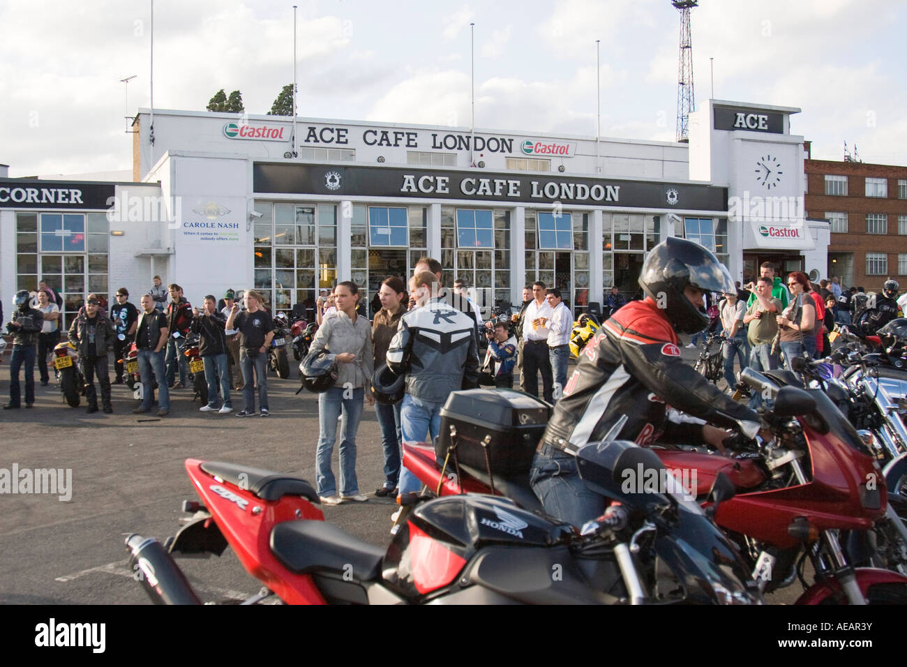 Cafe Uk Motorcycle Stock Photos Amp Cafe Uk Motorcycle Stock