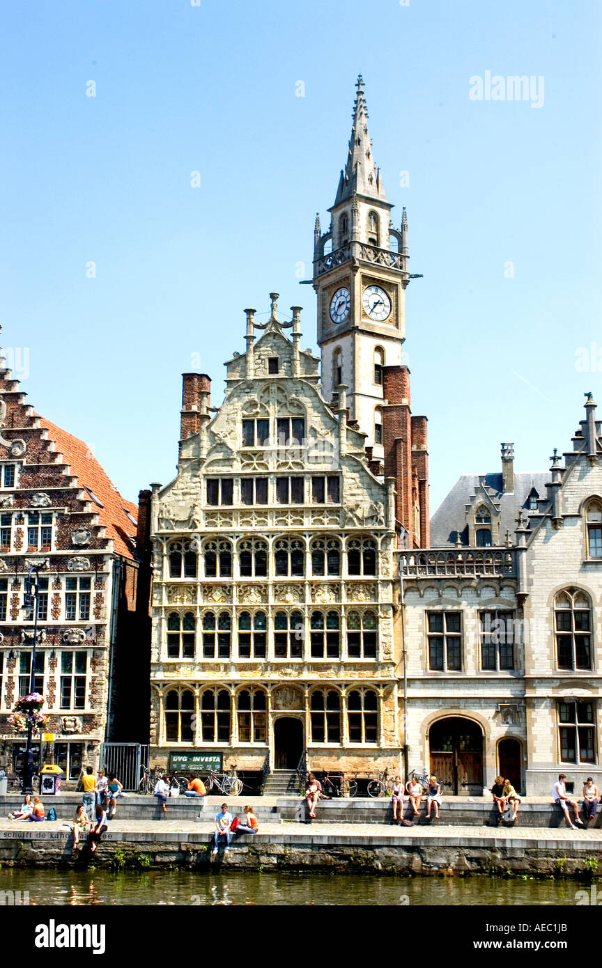 Ghent, Belgium: description, history of the city, sights and interesting facts 96