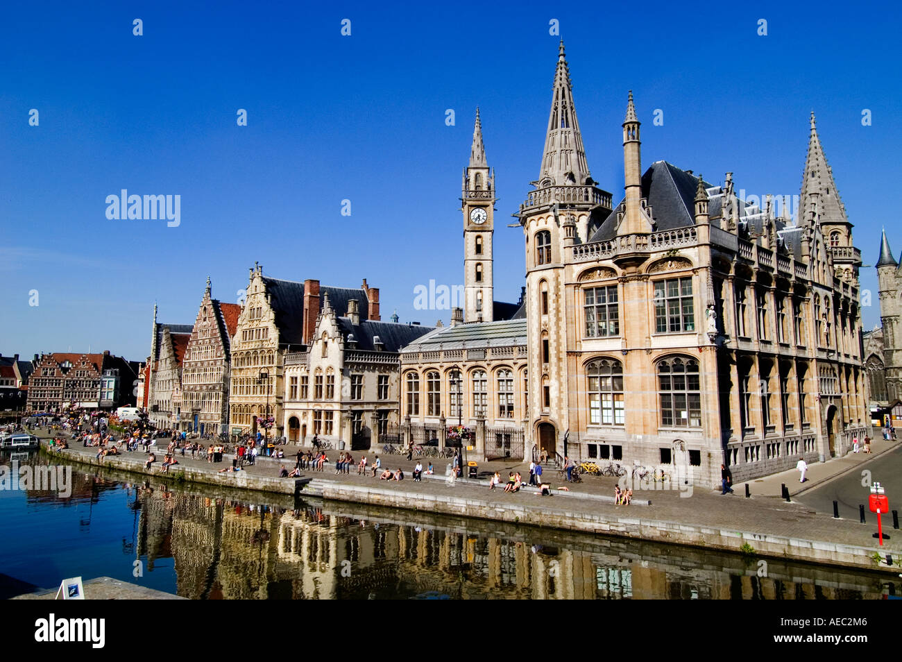 Ghent, Belgium: description, history of the city, sights and interesting facts 30