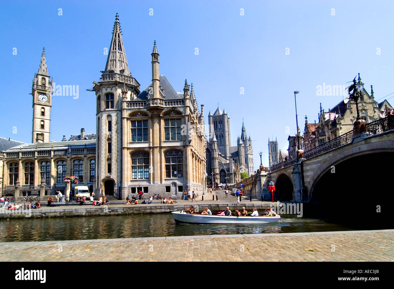 Ghent, Belgium: description, history of the city, sights and interesting facts 75