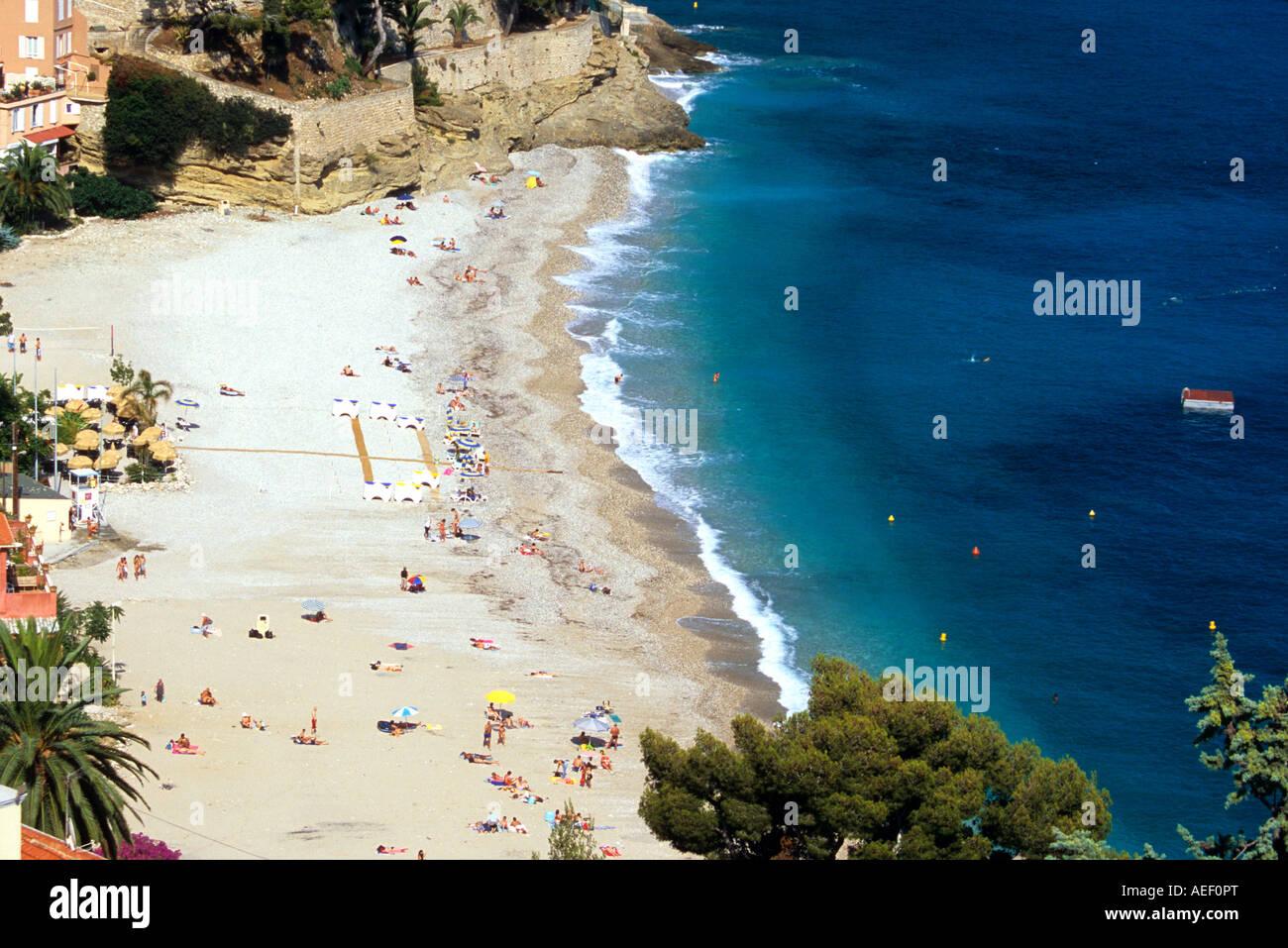 Roquebrune plage de cabbe cap martin alpes maritimes 06 - Piscine azureva roquebrune cap martin ...