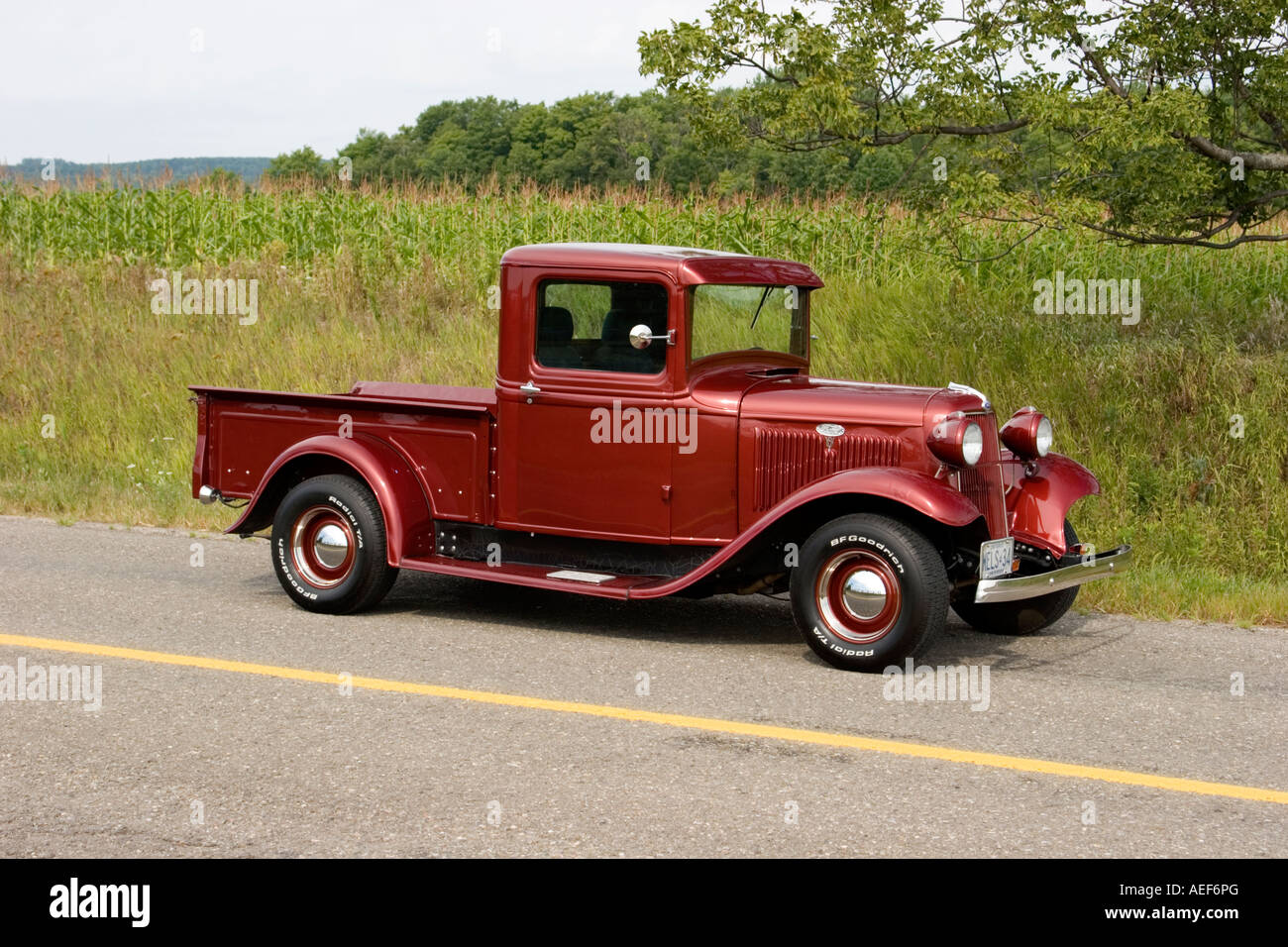 1934 ford pickup truck stock photos 1934 ford pickup. Black Bedroom Furniture Sets. Home Design Ideas