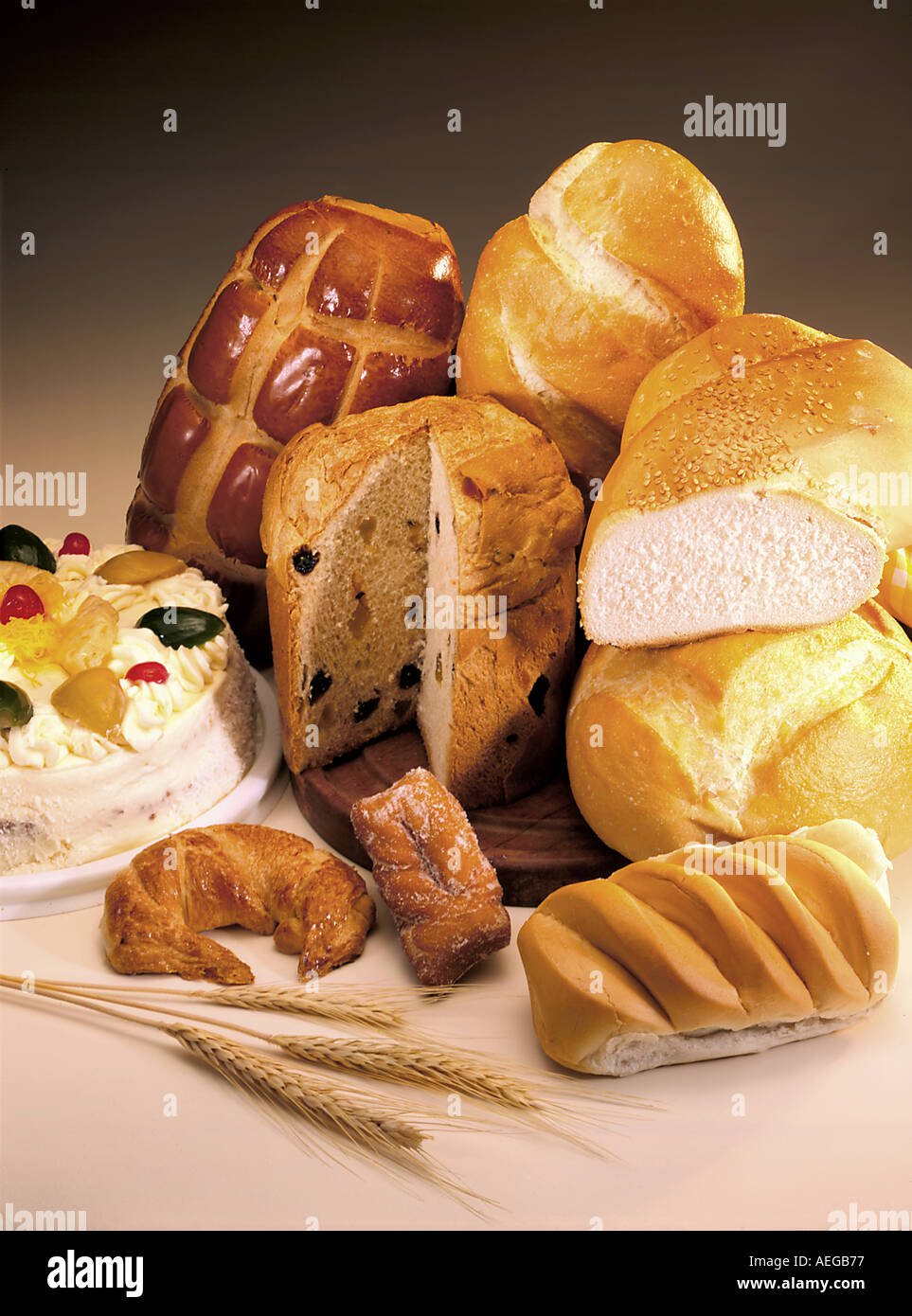 Honey Orange Loaf Cakes