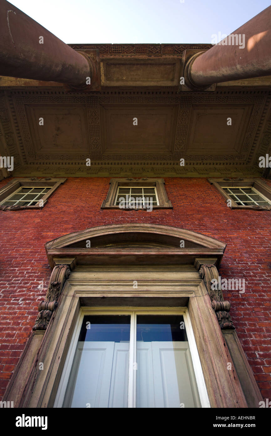 Tabley House, Knutsford, Cheshire, UK - Stock Image