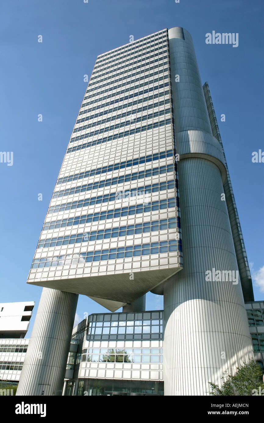HypoVereinsbank, headquarters, Munich, Bavaria, Germany - Stock Image