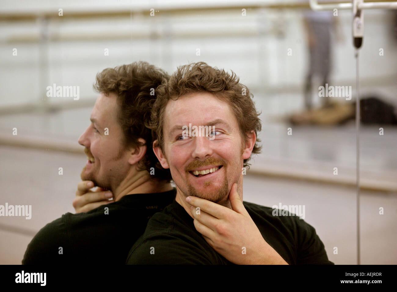 Choreograph Nick Hobbs - Stock Image