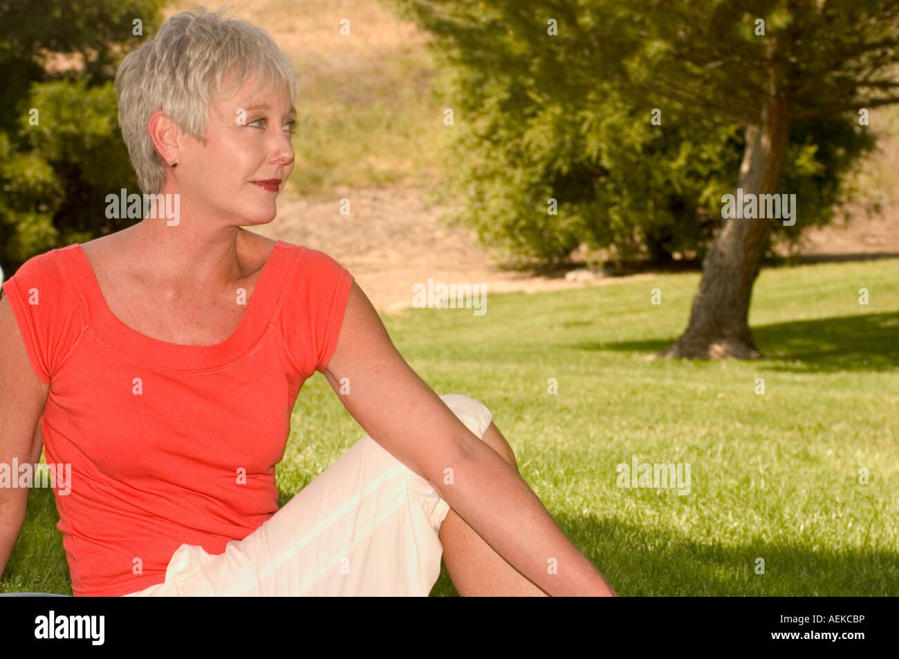 Older mature lady part 2