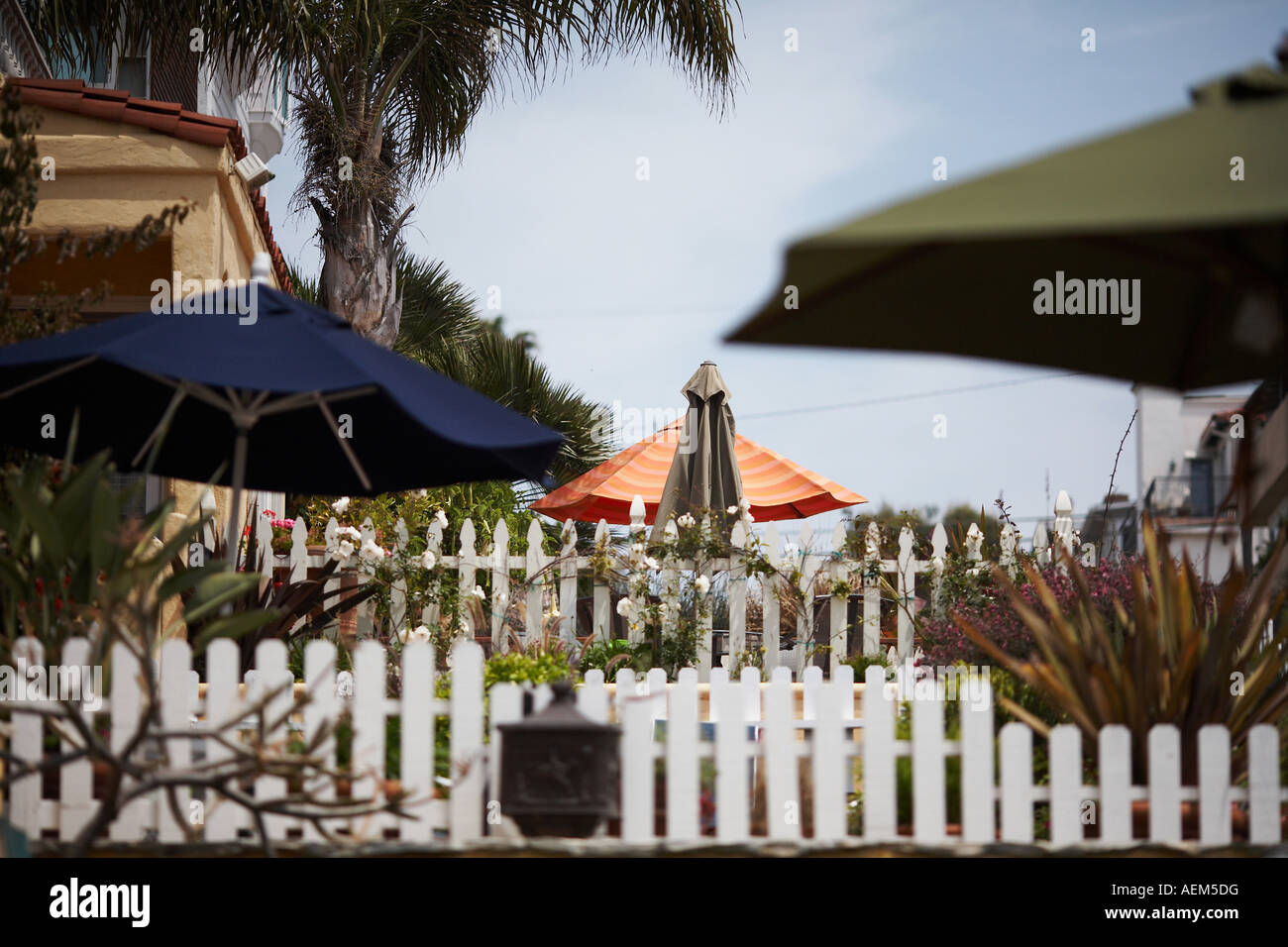 Beach Style Patios In Manhattan Beach, Los Angeles County, California, USA