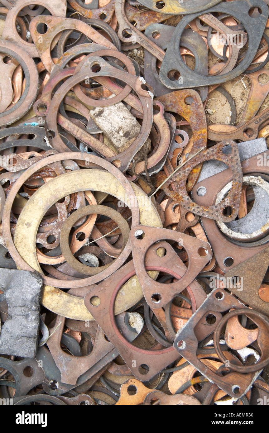 Gasket washer washers gaskets repair fix leak mating surface ...