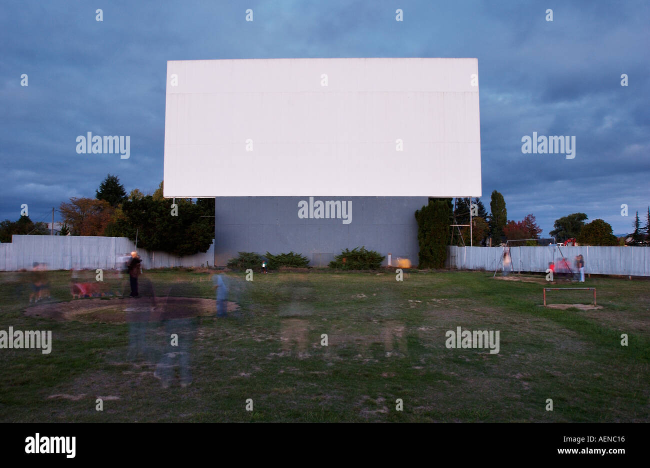 Drive In Movie High Resolution Stock Photography And Images Alamy