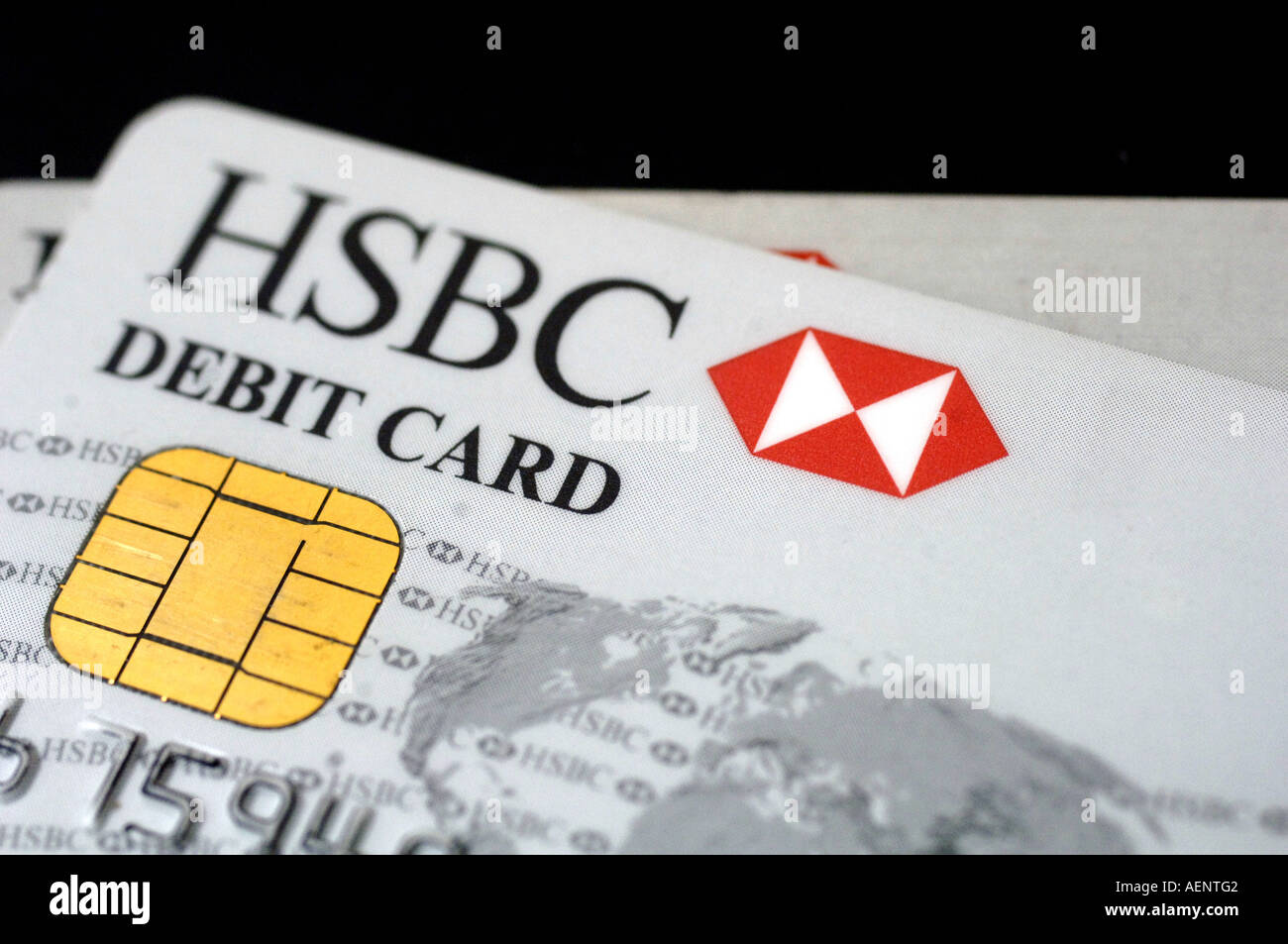 Carte Debit Hsbc Canada.Hsbc Debit Card Stock Photo 7844609 Alamy