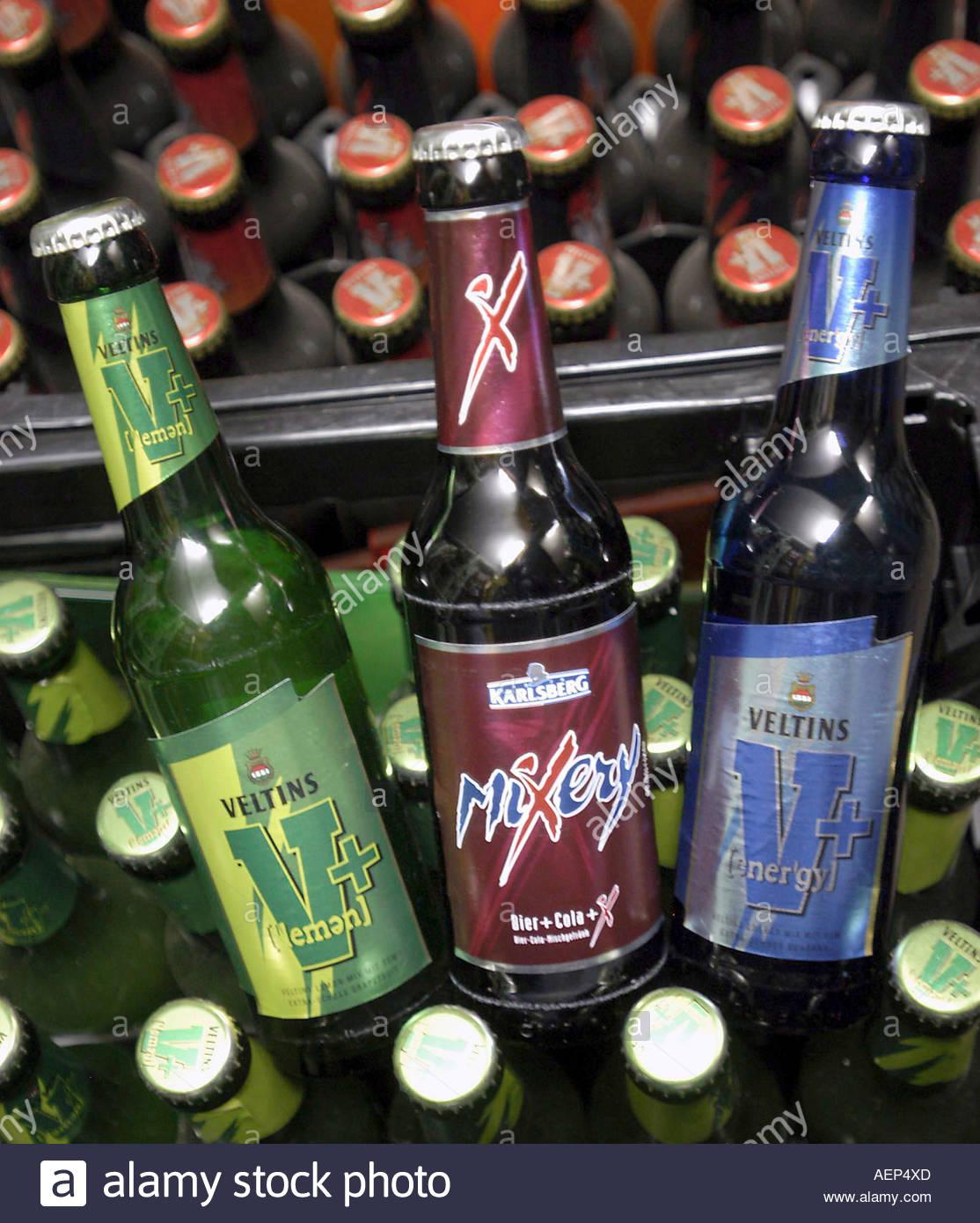 Bier Mixgetraenke Stock Photo: 7846316 - Alamy