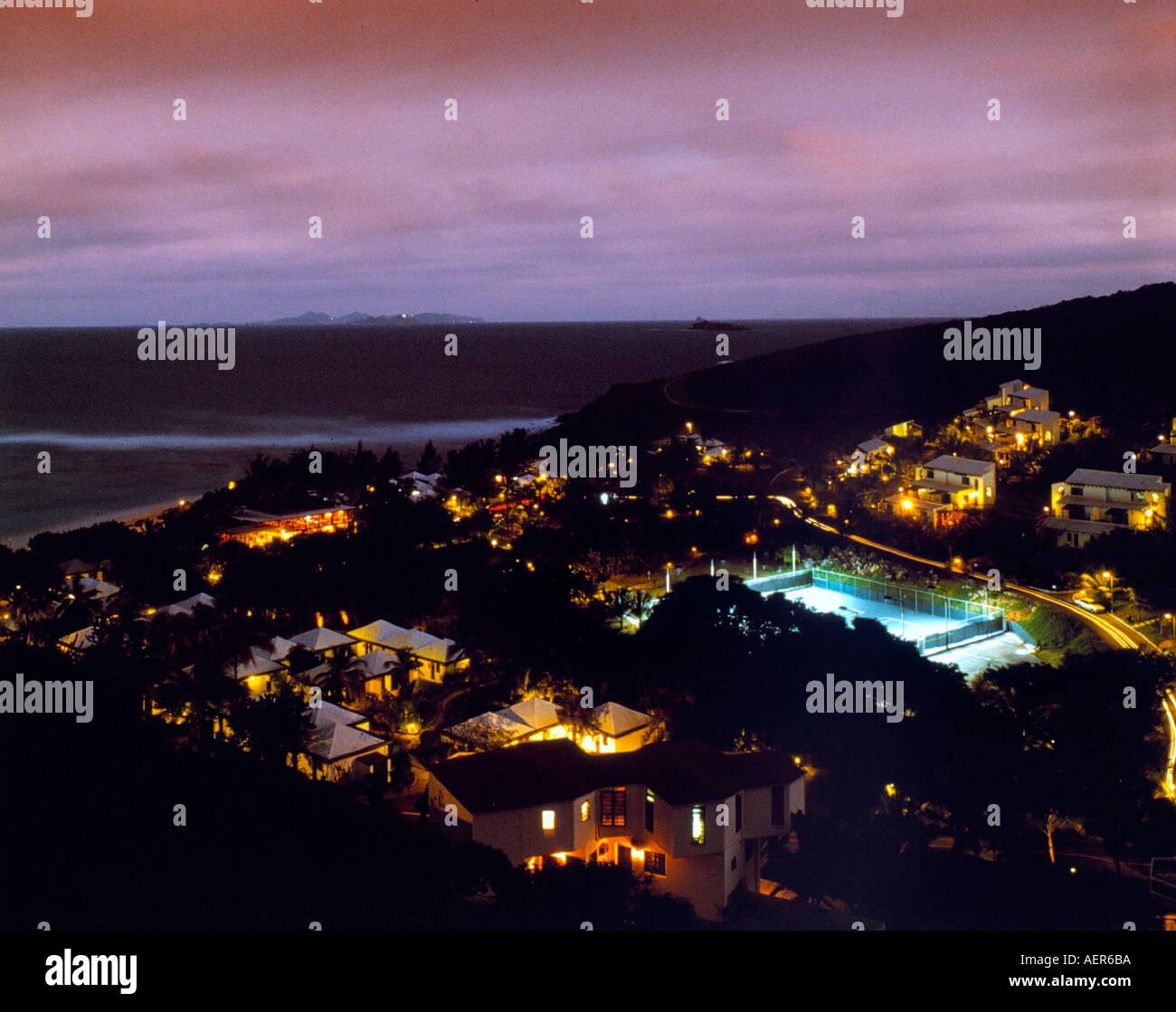 hotel dawn beach sint maarten saint martin holland lesser antilles caribbean - Stock Image
