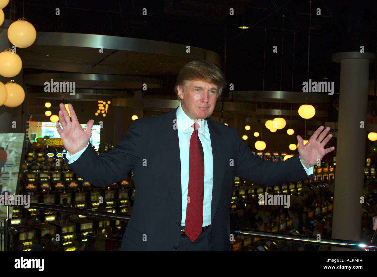 Donald Trump - Stock Image