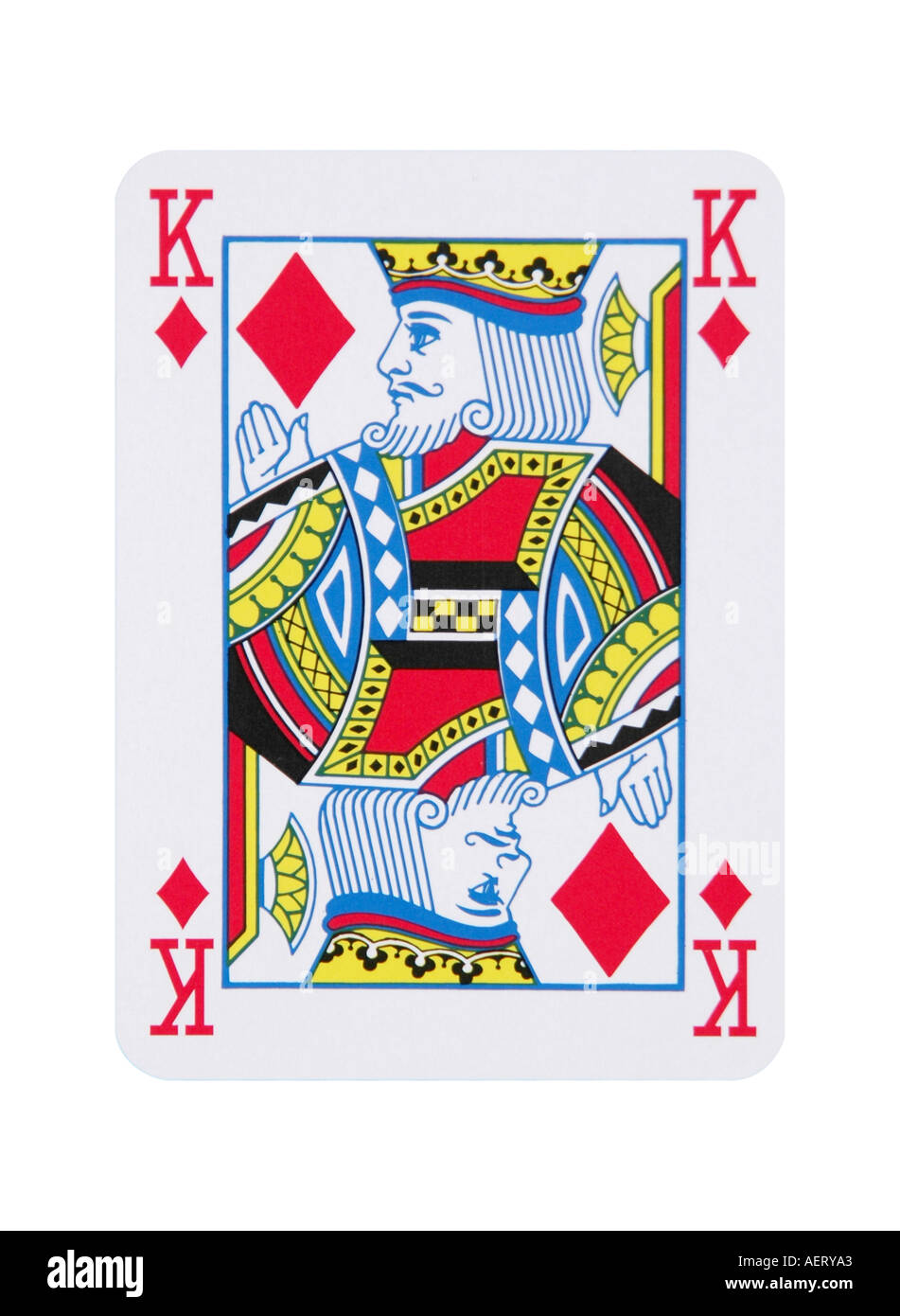 King Of Coins Pentacles As Advice: King Of Diamonds Stock Photos & King Of Diamonds Stock