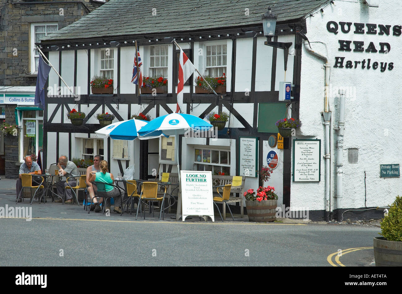 British Pub - Stock Image