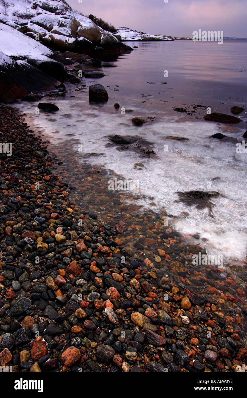 Coastal Landscape At Amundön Sweden Stock Photo 7862269 Alamy